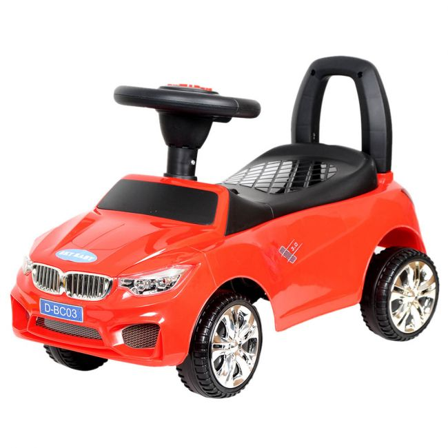 Little angel - Baby Toy Ride On Car - D-BC-03-RED