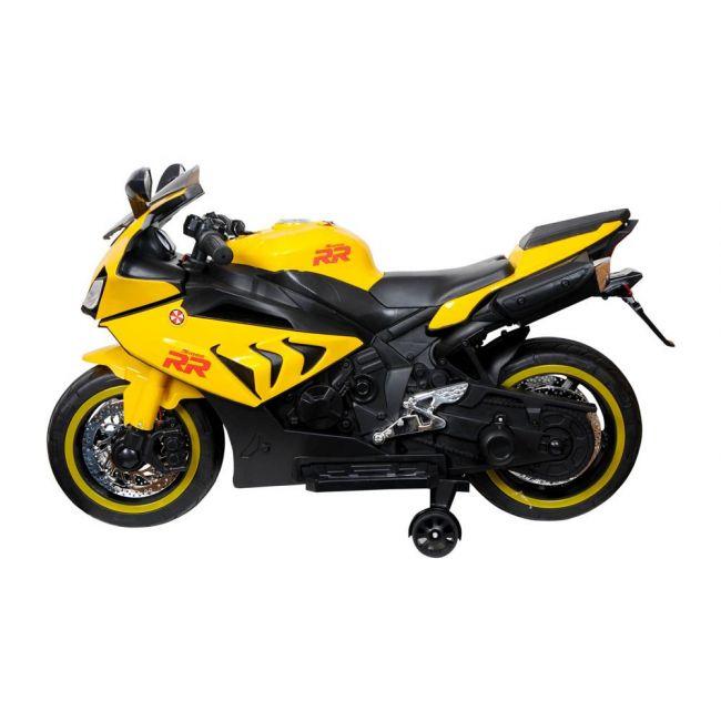 Little angel - Kids Toys Sports Ride-On Bike For Kids - Yellow
