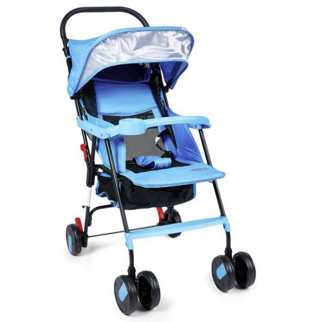 Little Angel - Light Weight & Foldable Baby Stroller - Blue