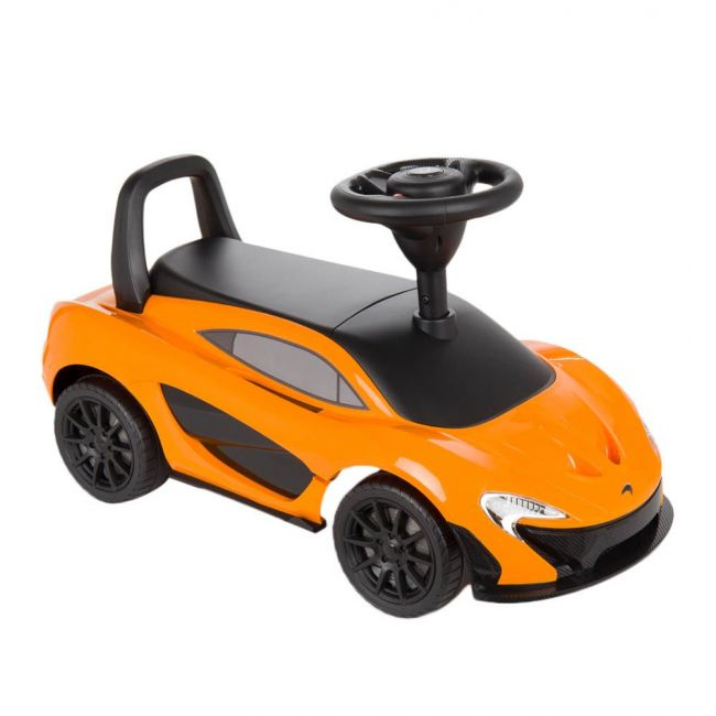 Little Angel - Mclaren P1 Car Activity Ride-On - Orange