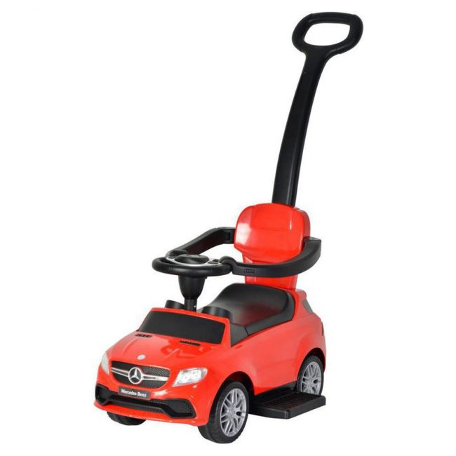 Little Angel - Mercedes-Amg Gle 63 - 3 In 1 Activity Ride-On - Red