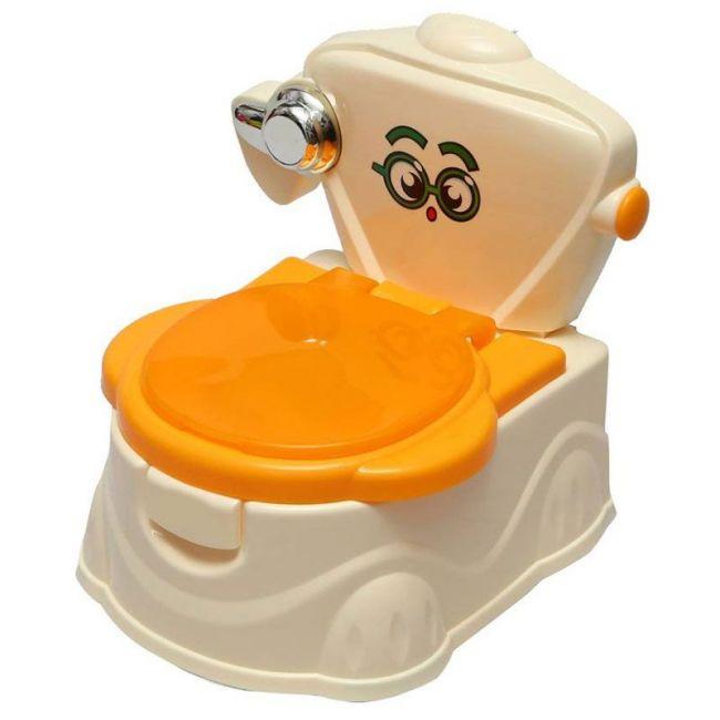 Little Angel - Potty Seat - Orange