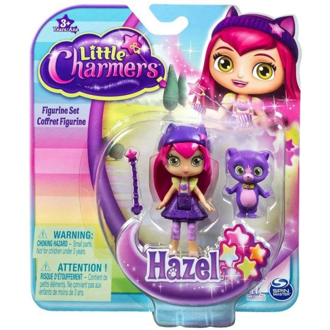 Little Charmers - 3 Doll With Pet And Wand 71703
