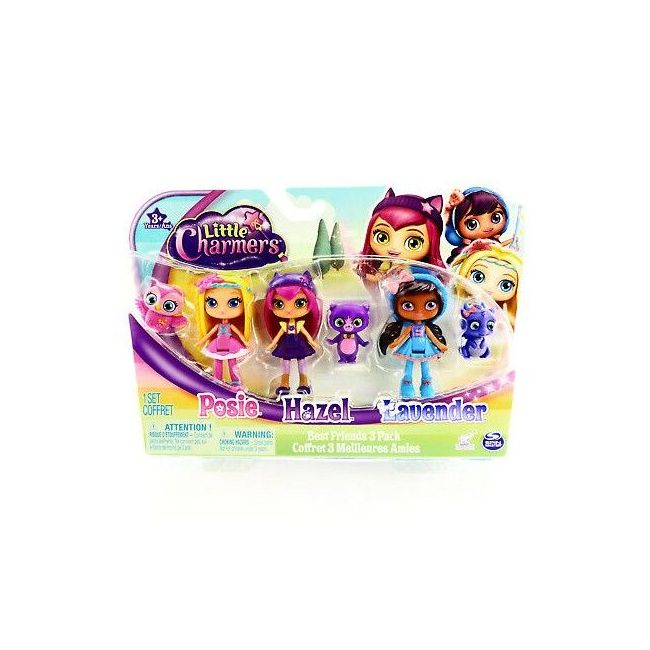 Little Charmers - 3 Friends Gift Pack 71708