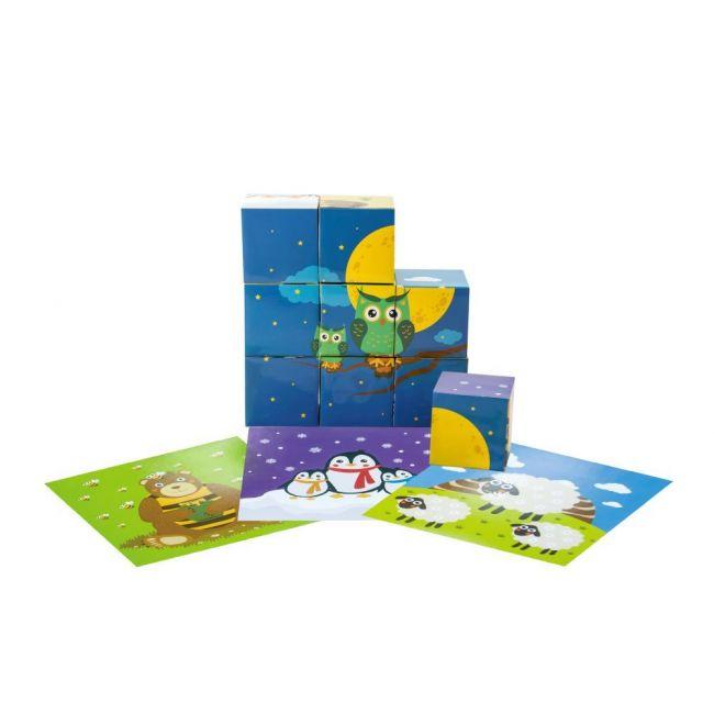 Little Hero - 6 Senses Puzzle - Multicolor