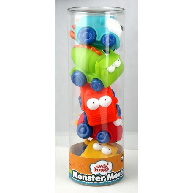 Little Hero - Monster Mover 5pcs