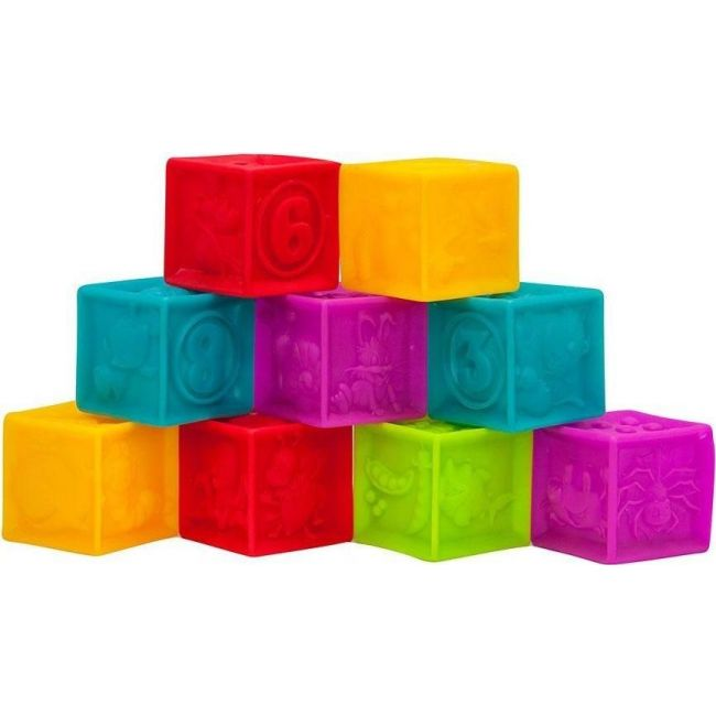 Little Hero Soft Blocks - 9pcs