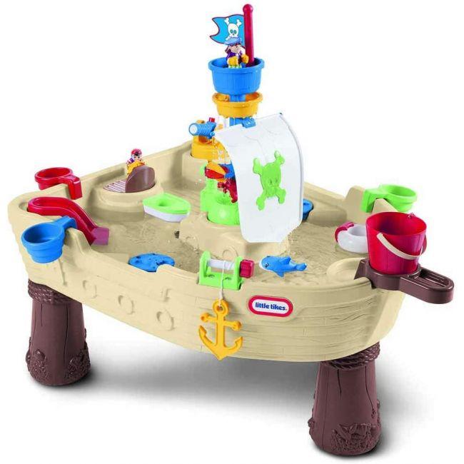 Little Tikes - Anchors Away Pirate Ship Refresh (Manual Pump)