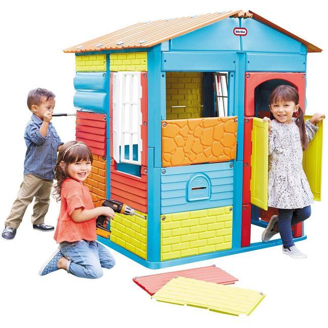 Little Tikes - Build a House