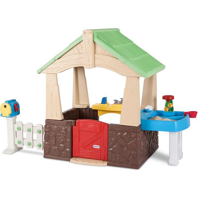 Little Tikes - Deluxe Home & Garden Play