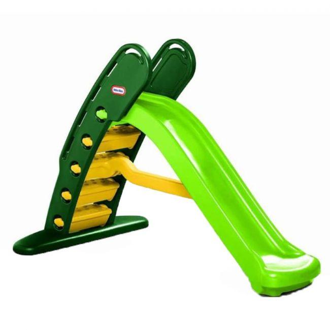 Little Tikes - Easy Store Giant Slide - Evergreen