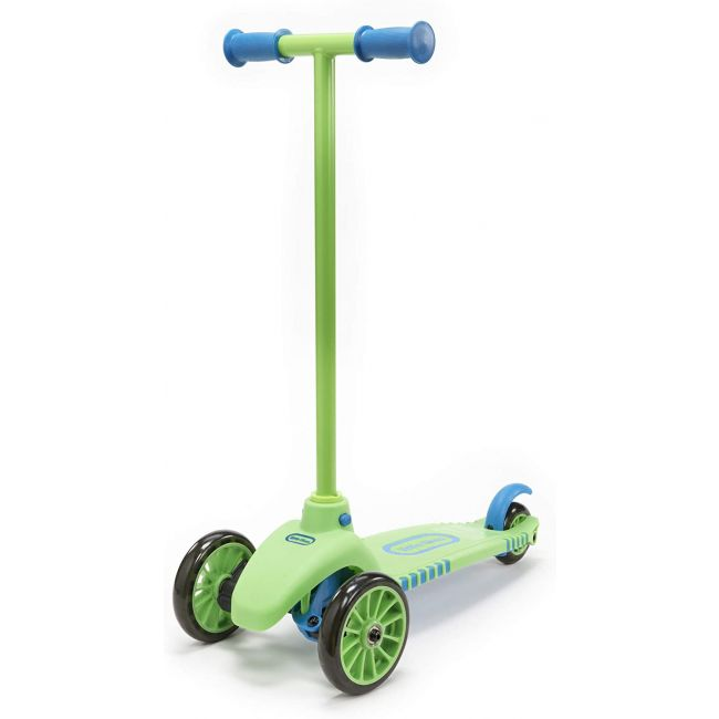 Little Tikes - Lean To Turn Scooter- Green/Blue