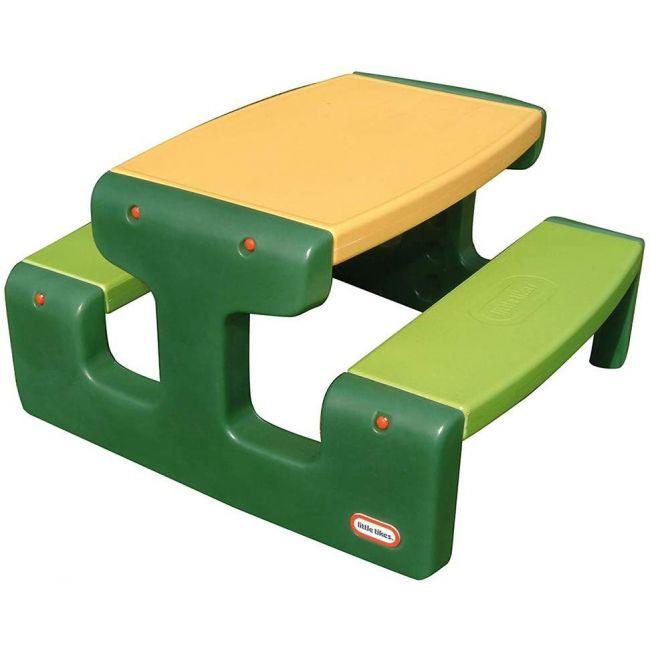Little Tikes - Picnic Table - Evergreen