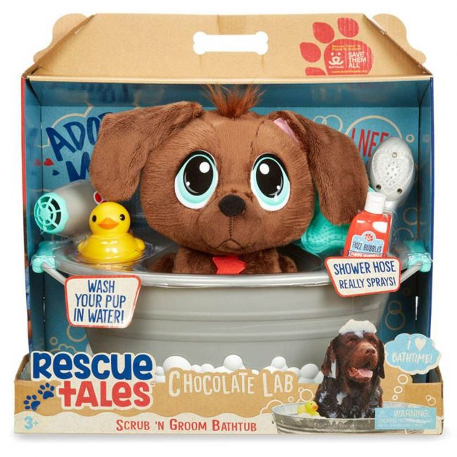 Little Tikes - Rescue Tales Grooming & Bath Set