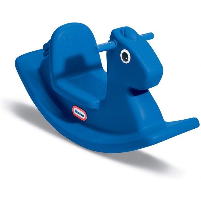 Little Tikes - Single Rocking Horse - Blue