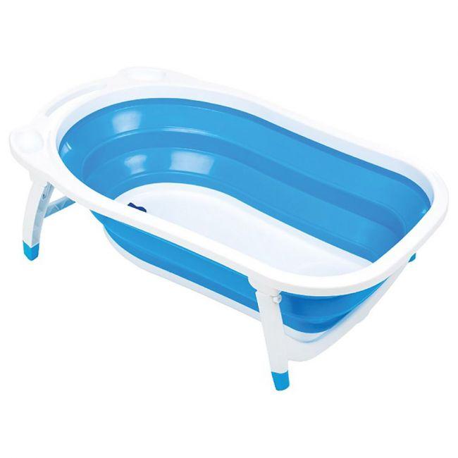 Little Angel - Foldable Bath Tub Blue