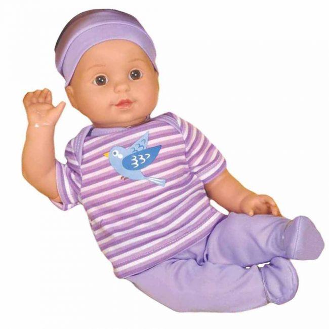 Lotus - Soft Bodied Baby Doll Bird