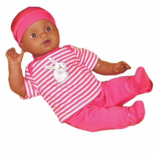 Lotus - Soft Bodied Baby Doll - Bunny