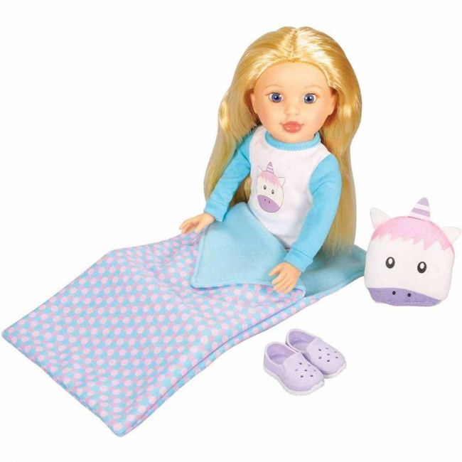 Lotus - Soft Bodied Girl Doll Lilybeth Sleepover Set