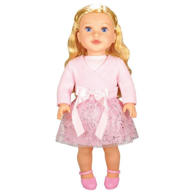 Lotus - Soft Bodied Poseable Girl Doll Danica