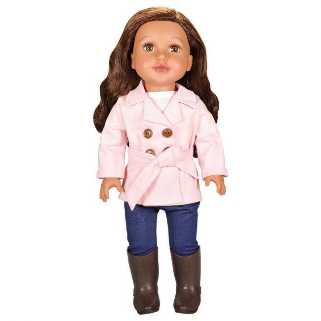 Lotus - Soft Bodied Poseable Girl Doll Tatum
