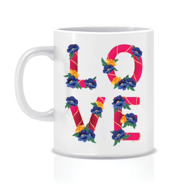 Twinkle Hands Love Mug