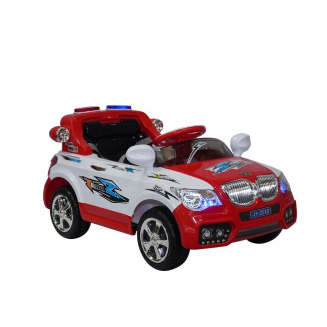 Lovely Baby - Powered Riding Car LB 208R (Red) 100% Assembled.