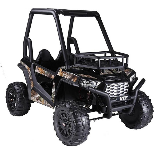 Lovely Baby - Powered Riding Jeep SUV 360 (Black) 100% Assembled