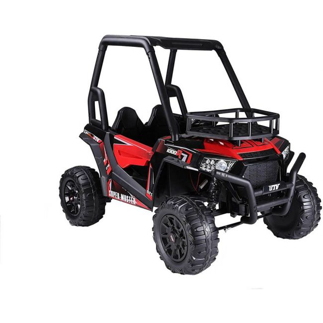 Lovely Baby - Powered Riding Jeep SUV 360 (Red) 100% Assembled