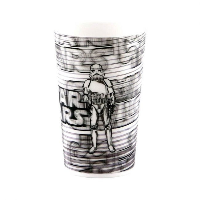 Lucasfilm - Starwars 3D Lenticular Drink Cups /Tumbler 300Ml