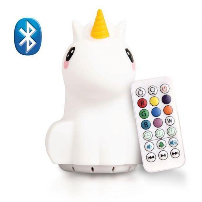 Lumipets Bluetooth Nightlight - Unicorn