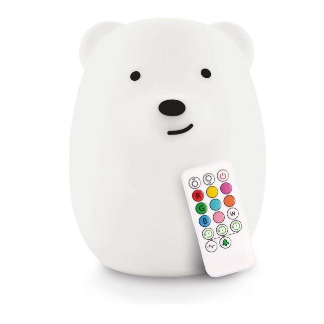 Lumipets Remote Nightlight - Bear