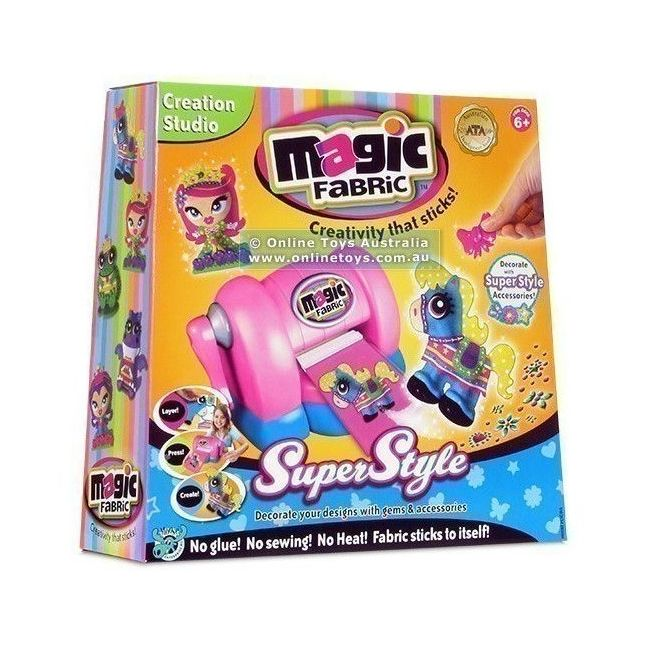 Magic Fabric - Super Style Creation Studio