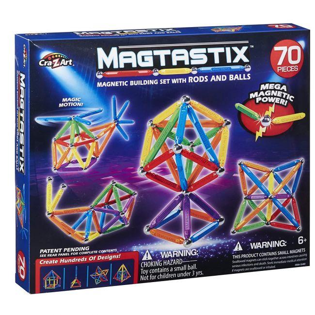 Magtastix - 70 Piece Balls And Rods
