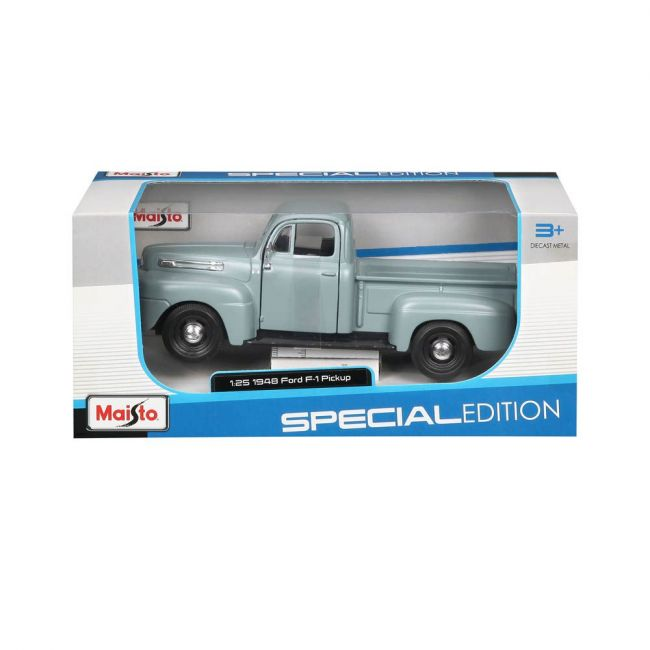 Maisto - 1 24 Scale Special Edition 1948 Ford F 1 Pickup