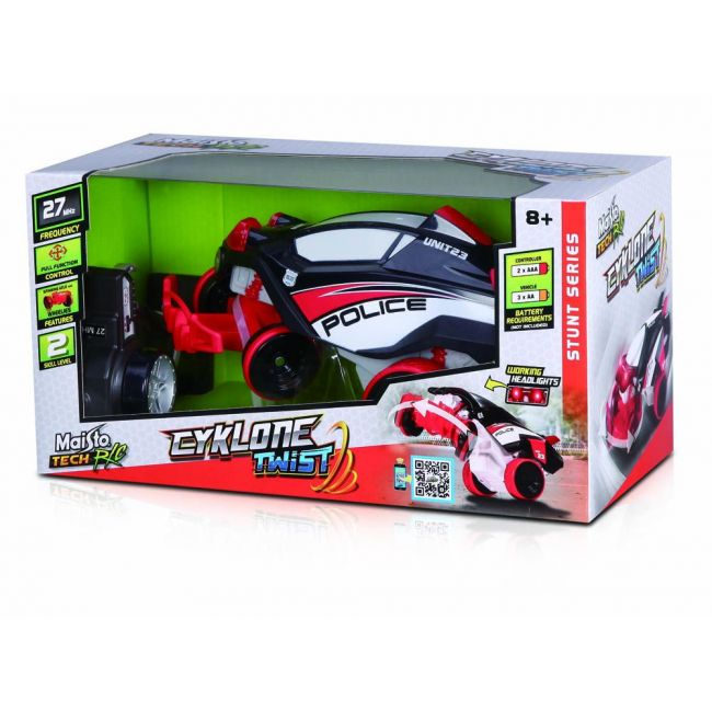 Maisto Tech - Radio Controlled Cyklone Twist With Out Batteries