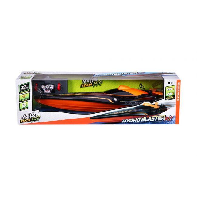 Maisto Tech - Radio Controlled Hydro Blaster Water Series Orange Black