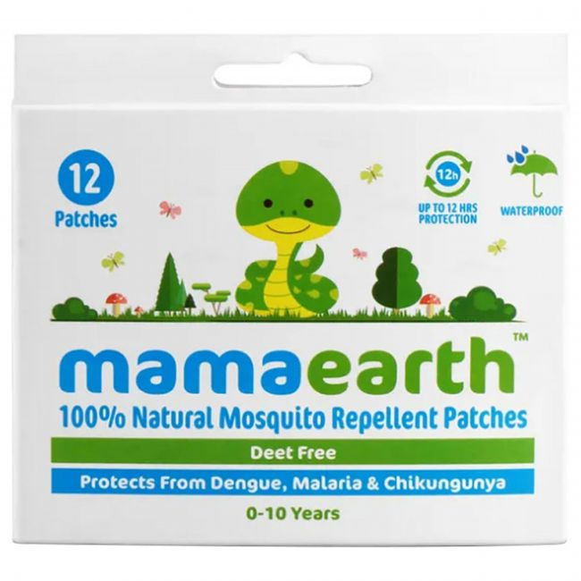 Mama Earth - Baby Repellent Patch 12