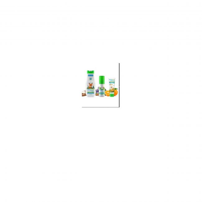 Mama Earth - Dusting Powder For Babies 150 Gm Nourishing Hair Oil For Babies 100 Ml Awesome Orange Toothpast 50 Gm