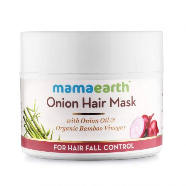 Mama Earth - Onion Hair Mask 200 Ml