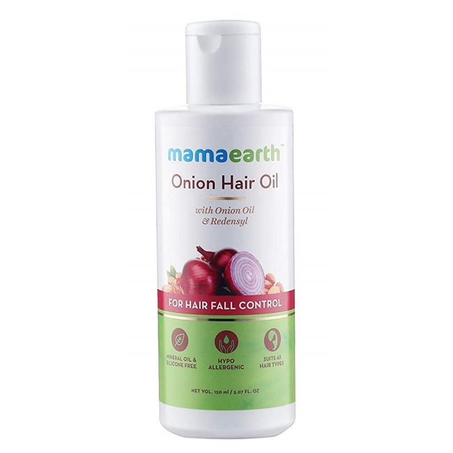 Mama Earth - Onion Oil 150 Ml