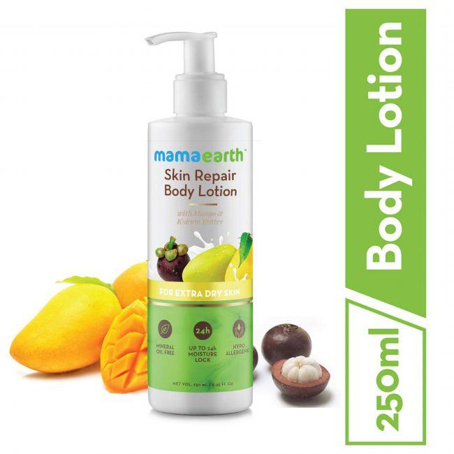 Mama Earth - Skin Repair Body Lotion 250 Ml