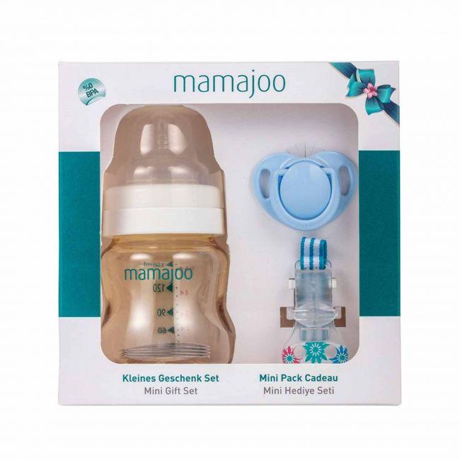 Mamajoo - Mini Baby Gift Set 150ml - Blue