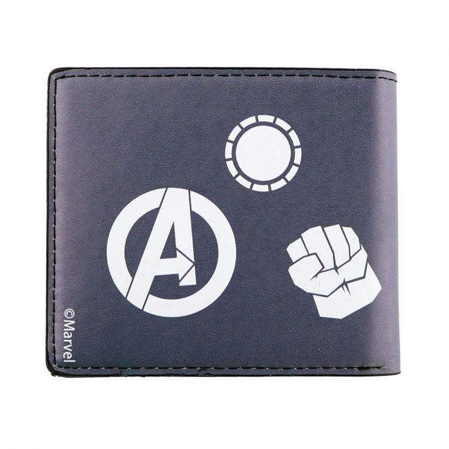 Marvel - Avengers Bifold Wallet For Kids