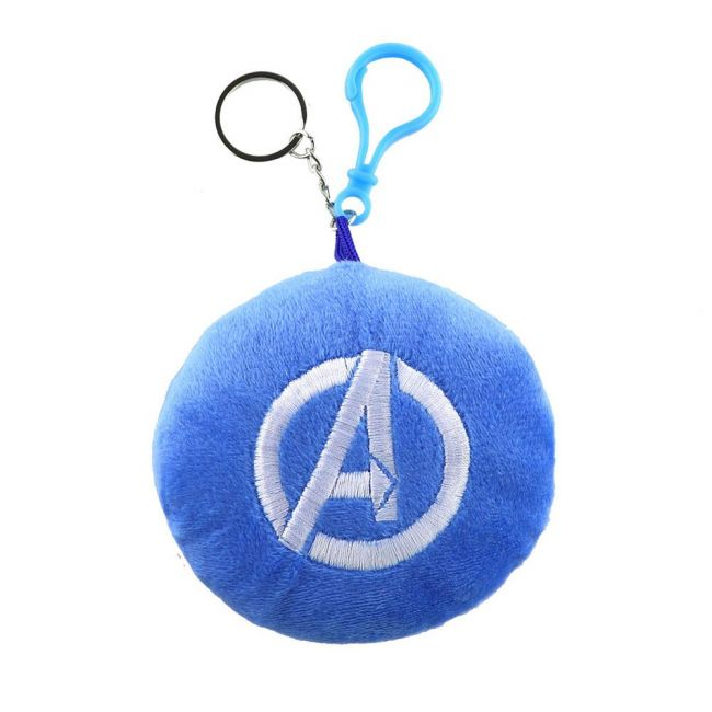 Marvel - Avengers Toy Key Chain With Embroidery