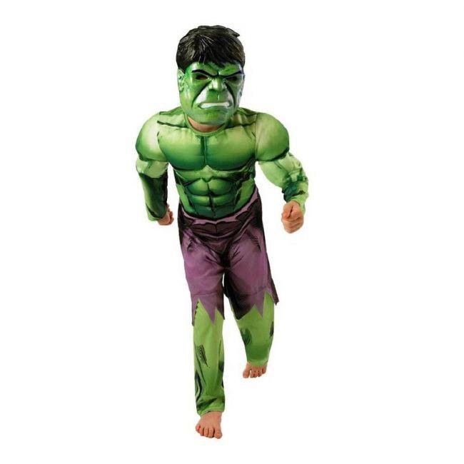 Marvel - Comics Avengers Assemble Deluxe Padded Hulk Costume