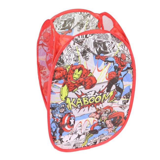 Marvel - Comics Laundry Bag For Kids