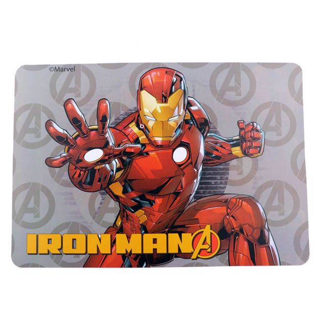 Marvel - Ironman Pack Of 2 Normal Tablemat
