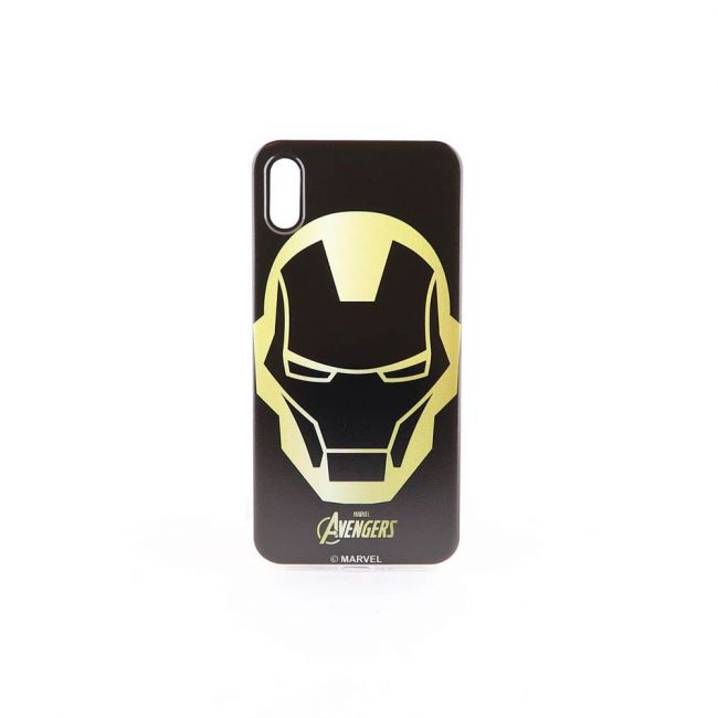 Marvel - Ironman Printed Phone Case For Iphone X