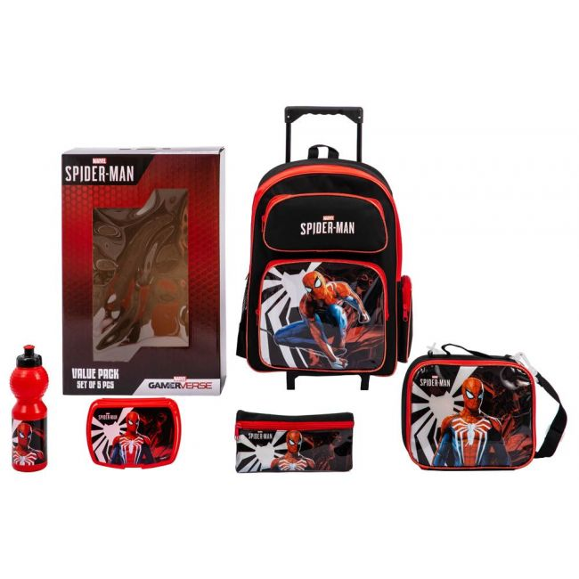 Marvel - Spider-Man: Classic Value Pack 5 In 1